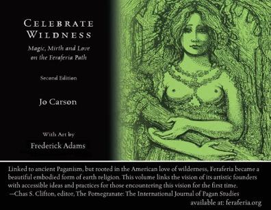 Jo Carson's Celebrate Wildness