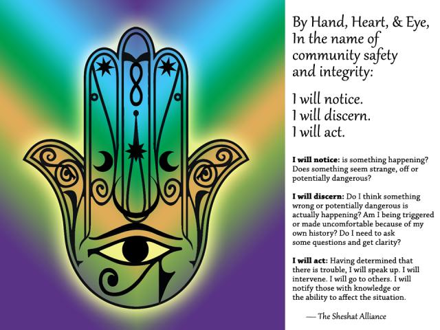 Horus Hamsa Pledge